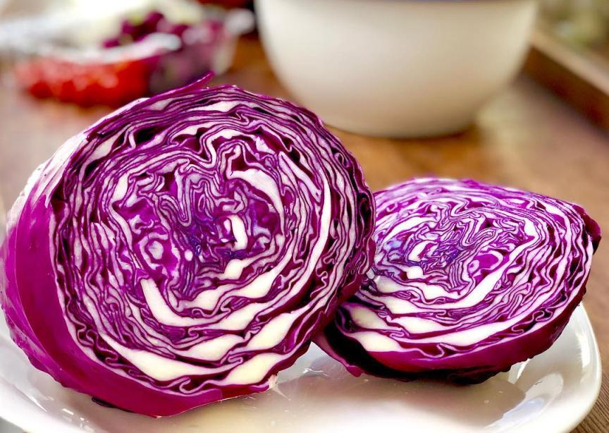 Purple cabbage: its use and its fabulous properties