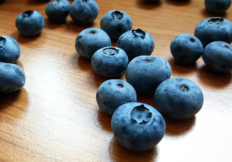 Blueberries. What a wonderful fruit! A gift from nature with many qualities