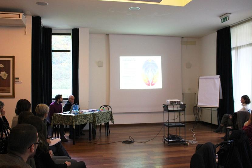 "About me: Thesis presentation about ""Il ruolo del Reiki nell'Igiene Naturale"""