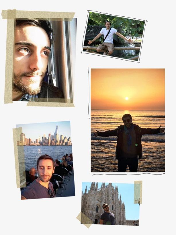 About me: Gionata D. Carbone foto profilo