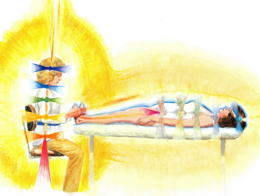 Pranotherapy & Reiki treatments: We are made of energy