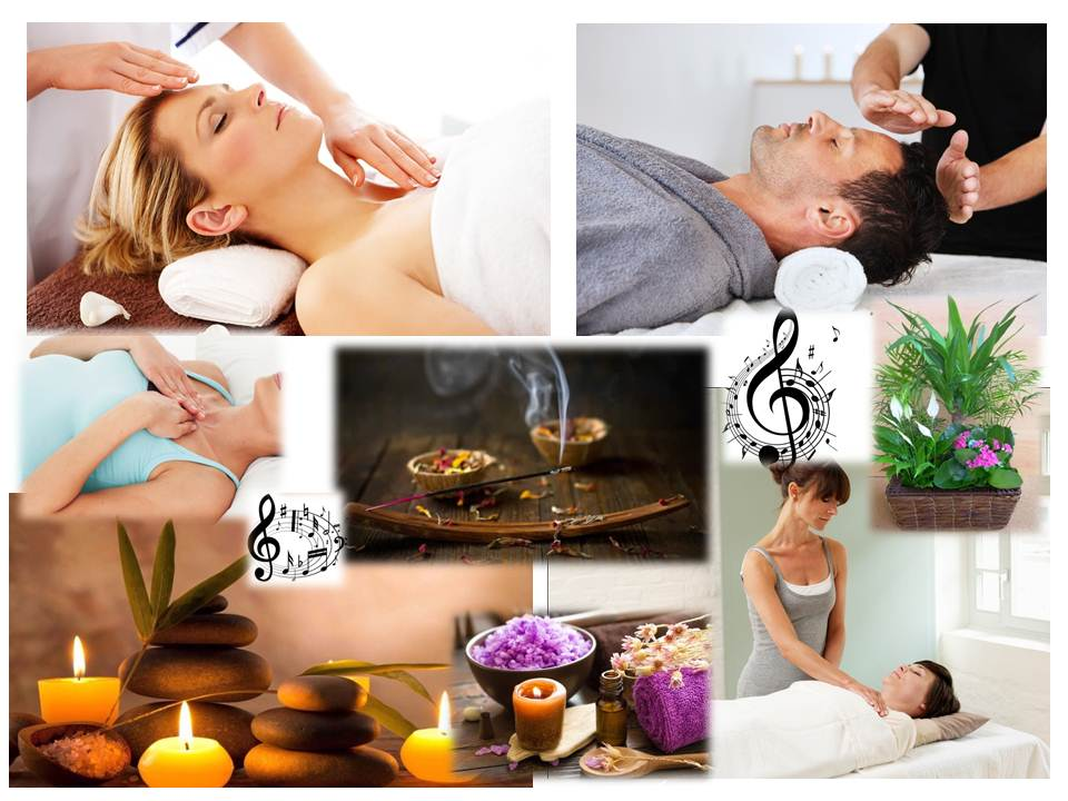 Pranotherapy & Reiki Treatments: how to organize a treatment with music, smells and in the right environment